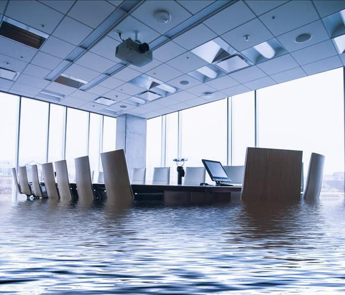 Commercial Recovering Your Business from Water Damage