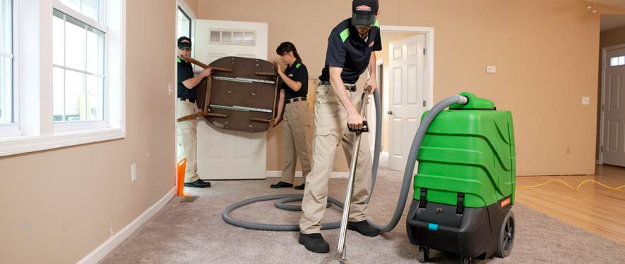 Jackson, TN residential restoration cleaning